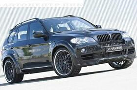 Обвеc Hamann «Flash EVO» для BMW X5 E70 10070401