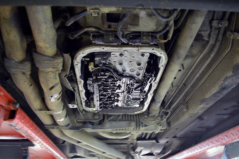 Замена масла в АКПП ZF 8HP70 BMW F 25 бортжурнал BMW X 3 3.0D Silver