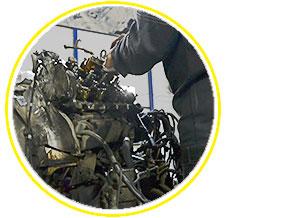 замена мотора отопителя BMW x5 e53