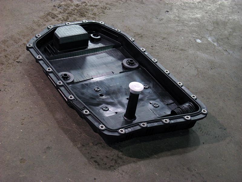 БМВ 5 Е60 Замена масла в АКПП