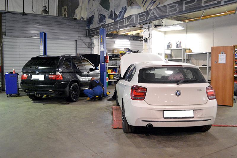 БМВ Х Е Контрольный осмотр Проверка всех систем автомобиля БМВ Х5 Е53 Контрольный осмотр